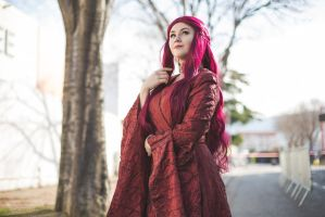 Melisandre - Game of Thrones by Shappi