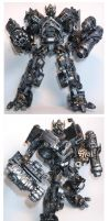 Transformers Ironhide custom repaint V. by Catskind