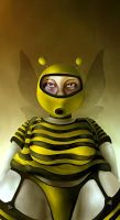 WASP Woman by TinyPilot
