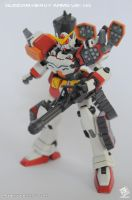 Gundam Heavy Arms Ver Ka 05 by B-Werx