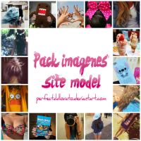 Pack imagenes  site model. by Perfectddlovato