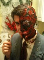 My Two-Face Cosplay by Cadmus130