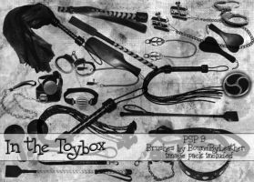 In The Toybox - PSP Brushes by Bound-By-Leather