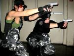 Resident evil cosplay by Suki-Cosplay