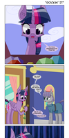 Rockin' It by DeusExEquus