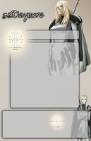 ClayMore - Journal Skin by ShadowJournals