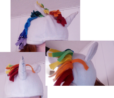 Unicorn Hat (old) by Like-a-Surr