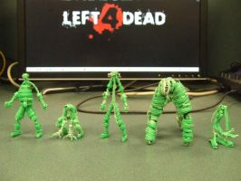 Left 4 Dead Infected by Twisttie-Dude