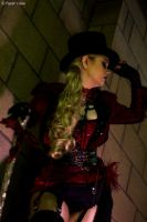 Ringmaster by Paper-Cube