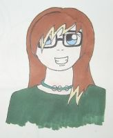 Katie Laine Colored - 01 by Katie-Laine