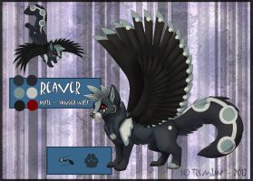 Reaver Ref Summer 2013 by Tremlin