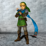 Hyrule Warriors Link Default + Recolors by Sticklove