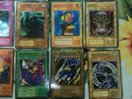 Yu Gi Oh Card Game 5 by Claire-Leonhart