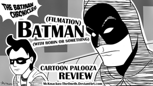 TCP - Filmation Batman by McKnackus