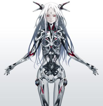 INSIDE BEATLESS by redjuice999