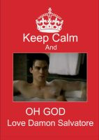 Keep Calm by TDHeather