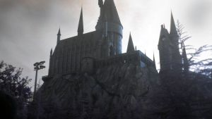 Hogwarts by DoomSong8765