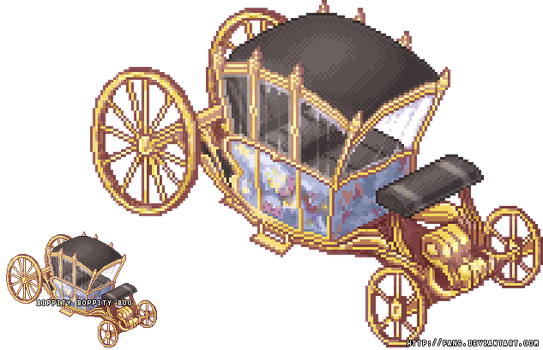 Carriage Patch by fang