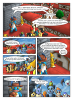 M1 - Of 'Mons and Monstrosities - Page 4 by ArtOfTheGame
