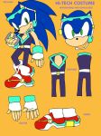Hi-Tech Costume Reference by 7marichan7