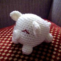 Amigurumi Buta by PatheticArtist