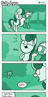 Silly Lyra - Catastrophe by Dori-to