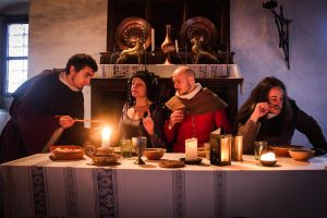 The Great Banquet by SpeculumHistoriae