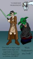 Potter Wars_COLORED by Chrystalis