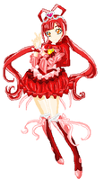 Suite Pretty Cure OC 2 by Anime1423