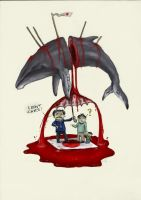 japanese whaling politics by Opaca