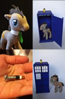 dr whooves by T00thie
