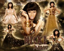Nicki Minaj Blend_Request! by AlexaSpears1333