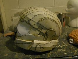 Halo Reach ODST WIP by Chesca01