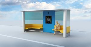 BUS Shelter by Esquel