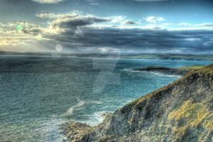 Old Head Kinsale - HDR test by corkcityshuffle