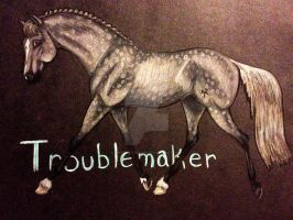 RRA Troublemaker by Vezria