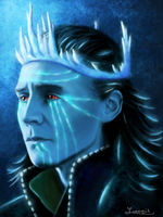 Ice Prince by aizercul