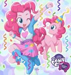 Equestria Girls Pinkie Pie by uotapo