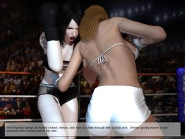 Ashley Powers vs. The Shadow, Image 7 by cpunch
