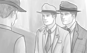U Mad Bro? -L.A. Noire- by brucestache