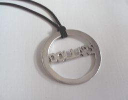 Dollars-pendant by YueChangShi