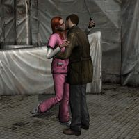 Love Kills in Silent Hill by enterprisedavid