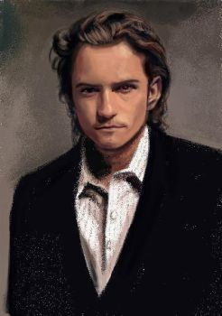 OrlandoBloom by xiner