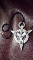 Skyrim Amulet of Articulation by SmileyVamp