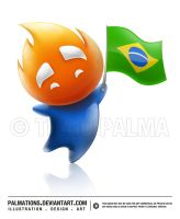 Tochinha Olympics 2010 by palmations