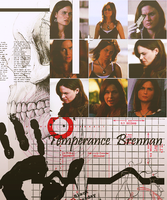 Temperance Brennan by LissBlueJays