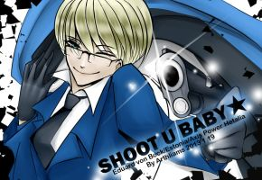 Shoot U Baby by Arthliams