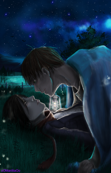 [Mikasa x Eren] Just you and I tonight ~ by xXMarilliaXx