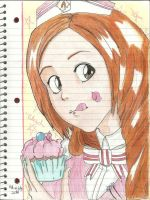 Orihime by verypen