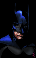 The Dark Knight by Iconyx11